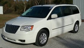 2010 Chrysler Town & Country Touring Plus Leather NAV DVD Power Doors! in Cherry Point, North Carolina