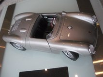 porsche 550 a spyder 1/18 scale maisto 31843 *new other; not in box in Lockport, Illinois