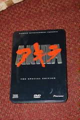 Akira The Special Edition DVD's in Kingwood, Texas