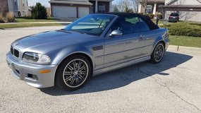 2003 BMW M3 Convertible-Like New-Rare Color-All Options-FAST in Bolingbrook, Illinois