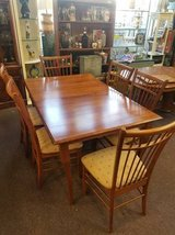 Mission Style Dining Set in Elgin, Illinois