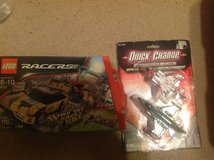 Portable Lego Racetrack and Transformer Planes - NEW in Fort Belvoir, Virginia