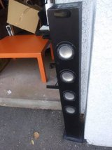Proscan Tower Speaker with Port wireless see photo of top in Sacramento, California