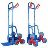 Hand Truck 6 Wheel Stair Climber Moving  Furniture Utility Cart in Shorewood, Illinois
