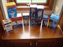 Milwaukee Brewers BobbleHeads Uecker Hot Dog & More SGA New in Box!! in Brookfield, Wisconsin
