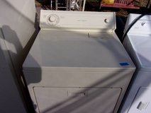 Whirlpool Off White Heavy Duty Dryer in Fort Riley, Kansas