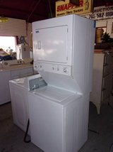 Kenmore Stackable Washer and Dryer Set in Fort Riley, Kansas