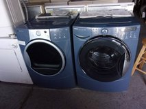 Kenmore Elite Matching Washer and Dryer in Fort Riley, Kansas