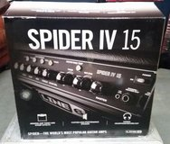 Line 6 Spider IV 15 15w Guitar Amp Like New in Box in Joliet, Illinois