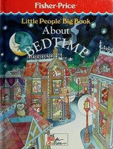 RARE Vintage 1989 Time Life Little People Big Book About Bedtime Hard Cover in Joliet, Illinois