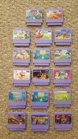17 Vtech Vsmile Learning Game Cartridges in Batavia, Illinois