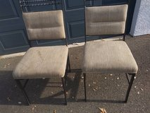 wrought Iron Padded chairs in Roseville, California