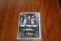 One Direction Up All Night The Live Tour DVD in Spring, Texas