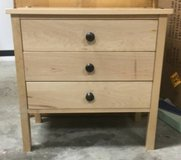 American Trails Edison Nightstand / End Table Solid American Maple New in Joliet, Illinois