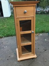 Bathroom Spa Cabinet extra storage Bathroom night stand accent table in Elgin, Illinois