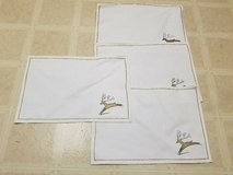 4 new placemats from World Market in Camp Pendleton, California