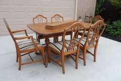 Duncan Phyfe 10-Piece Dining Set in Travis AFB, California
