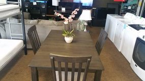 DRESBAR DINETTE SET BY ASHLEY in Honolulu, Hawaii