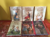 (lot of 6) american girl doll chapter books kirsten/ history mystery books in Yorkville, Illinois