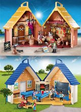 NEW! Playmobil Take Along School House -OR- Pirate Stronghold Sets in Naperville, Illinois
