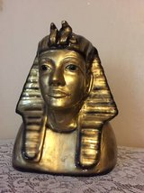 Large King Tut Bust  Home Decor in Travis AFB, California