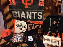 Giant Lot of Giants Stuff!! San Francisco Giants in Travis AFB, California