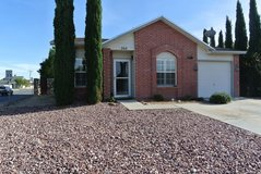 3 Bed 2 Bath Eastside Home with Refrigerated A/C in El Paso, Texas