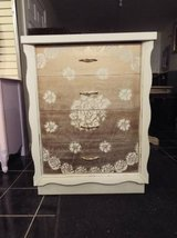 Chest of Drawers*All wood*Vintage*Four Drawers*Lace*Like New in Fort Leonard Wood, Missouri
