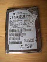 "hitachi sata hts543212l9a300 120gb 8mb 5400rpm 2.5"" hd wiped formatted tested in Batavia, Illinois"