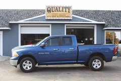2011 RAM 1500 QUAD CAB SLT 4X4 (ELECTRIC BLUE) - NICE TRUCK! $9500 in Fort Leonard Wood, Missouri
