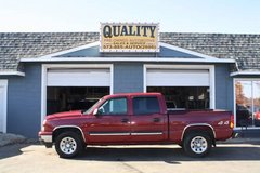 2007 CHEVY SILVERADO 1500 CREW CAB 4X4 $10000 in Fort Leonard Wood, Missouri