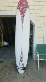 Surfboard> 10 Foot BIC Noserider longboard - $350 (WILMINGTON/OGDEN A in Wilmington, North Carolina