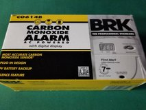 New Carbon Monoxide detector in Camp Pendleton, California