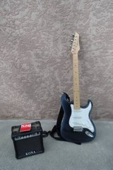 Kona Electric Guitar with Amp in Fairfield, California
