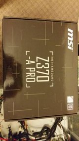 MSI Z370 A Pro Motherboard in Perry, Georgia
