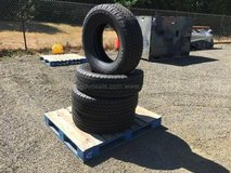 BRAND-NEW-Bridgestone Dueler A/T P265/70R17 Ct. 4 in Fort Lewis, Washington