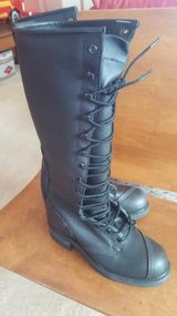 """NEW Belleville Style 16"""" Climber Boots (Women's Size 7.5 US) Size 5.5E in Aurora, Illinois"""