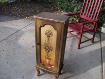 WALTER E.SMITH ALL WOOD CABINET--REDUCED in Tinley Park, Illinois