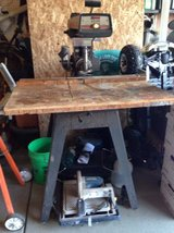 ~RADIAL ARM SAW AND STAND~ in Morris, Illinois