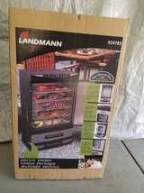 Landmann  40-Inch Electric Smoker with LED display in Aurora, Illinois