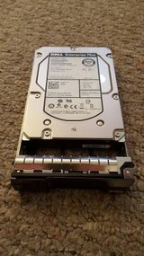Dell Enterprise Cheetah 600GB 15K SAS Server Hard Drive in Batavia, Illinois