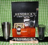 BAR SET 9PC - HENDRICK'S GIN in Elgin, Illinois