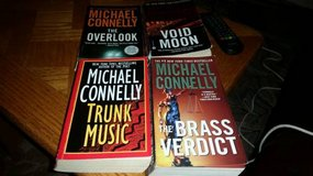 Michael Connelly Thrillers and others $1 ea (very good condition) in Vacaville, California