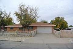 4 Bedroom 2 Bathroom with Pool & Refrigerated A/C! in Fort Bliss, Texas