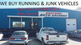 VEHICLE STORAGE BY THE MONTH 10 MIN. FROM BASE in Camp Lejeune, North Carolina