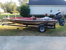 1989 BUMBLE BEE BASS BOAT in Valdosta, Georgia