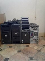 3 Dell Optiplex 780's + 1 2400 Working-No Hard drives!! in Fairfield, California