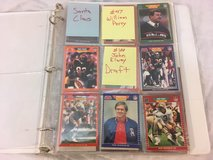 vintage official nfl national football league 90s 80s pro set football cards  01937 in Huntington Beach, California