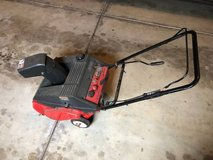 MTD Yard Machine single stage  snowblower (snow thrower) in Sandwich, Illinois