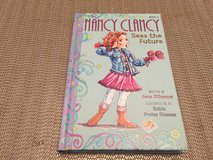 Fancy Nancy Nancy Clancy Sees the Future Hard Cover Book Age 6 - 10 Grade 1st - 5th in Shorewood, Illinois